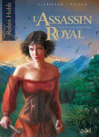 L'assassin royal T8 : Astérie Chant-d'Oiseau (0), bd chez Soleil de Clerjeaud, Picaud, Cerminaro, Csajagi