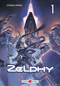 Zelphy T1, manga chez Bamboo de Shiono