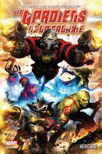 Les Gardiens de la Galaxie (vol.2) T1 : Héritage (0), comics chez Panini Comics de Abnett, Lanning, Pelletier, Fairbairn, Guru efx, Langley