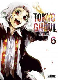 Tokyo ghoul T6, manga chez Glénat de Ishida