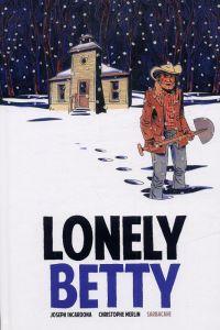 Lonely Betty, bd chez Sarbacane de Incardona, Merlin