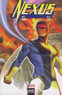 Nexus T1, comics chez Semic de Baron, Rude, Giddings, Mounts