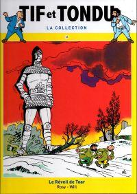 Tif et Tondu T12 : Le Réveil de Toar (0), bd chez Hachette de Rosy, Will, Léonardo