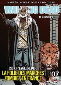 Walking Dead – Le magazine officiel, T7, comics chez Delcourt de Kirkman, Adlard