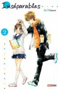 Inséparables  T2, manga chez Panini Comics de Minase