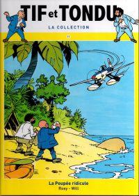 Tif et Tondu T11 : La Poupée ridicule (0), bd chez Hachette de Rosy, Will