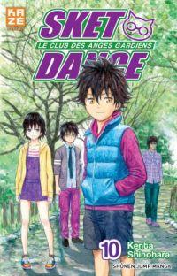 SKET dance - le club des anges gardiens T10, manga chez Kazé manga de Shinohara