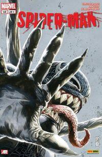 Spider-Man (revue) T14 : Les heures sombres (0), comics chez Panini Comics de Slott, Yost, Spencer, Gage, Burnham, Baldeon, Sliney, Lieber, Ramos, Olazaba, Sotomayor, Delgado, Fabela, Rosenberg, Gandini, Jones