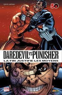 Daredevil vs Punisher : La fin justifie les moyens (0), comics chez Panini Comics de Lapham