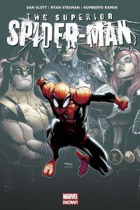 Superior Spider-Man T2 : La force de l'esprit (0), comics chez Panini Comics de Slott, Ramos, Stegman, Delgado, Fabela