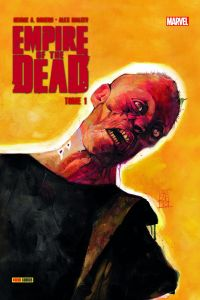 Empire of the dead T1, comics chez Panini Comics de Romero, Maleev