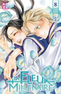 La fleur millénaire T8 : , manga chez Kazé manga de Kaneyoshi