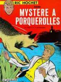 Ric Hochet T2 : Mystère à Porquerolles (0), bd chez Le Lombard de Duchateau, Tibet