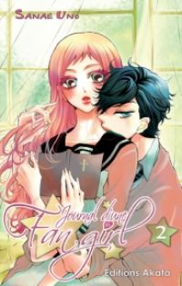 Journal d'une fan-girl T2, manga chez Akata de Uno