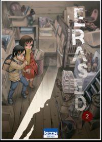 Erased T2, manga chez Ki-oon de Sanbe