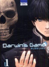 Darwin's game T1, manga chez Ki-oon de FLIPFLOPs