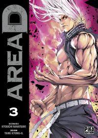 Area D T3 : En récompense du courage (0), manga chez Pika de Nanatsuki , Kyung-il