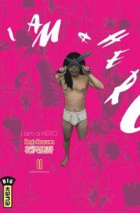 I am a hero T11, manga chez Kana de Hanazawa