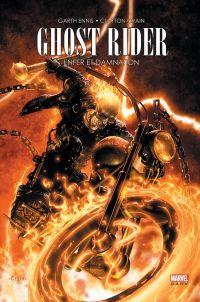 Ghost Rider - Enfer et damnation, comics chez Panini Comics de Ennis, Crain