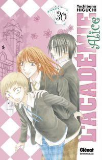 L'académie Alice T30, manga chez Glénat de Higuchi