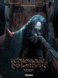 La chronique des immortels T4 : Le vampyre 2 (0), bd chez Paquet de Von Eckartsberg, Chaiko