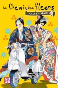 Le Chemin des fleurs T11, manga chez Kazé manga de Shimaki