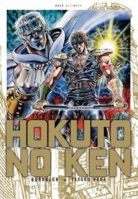 Hokuto no Ken – Edition Deluxe, T4, manga chez Kazé manga de Buronson, Hara
