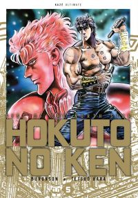 Hokuto no Ken – Edition Deluxe, T5, manga chez Kazé manga de Buronson, Hara