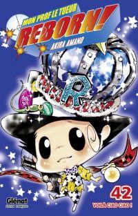 Reborn ! Mon prof le tueur T42 : Voilà Ciao ciao ! (0), manga chez Glénat de Amano