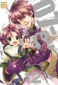07-Ghost T12, manga chez Kazé manga de Amemiya, Ichihara