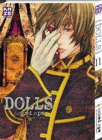 Dolls T11, manga chez Kazé manga de Lira Kotone, Naked ape