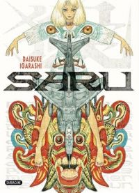 Saru, manga chez Sarbacane de Igarashi