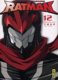 Ratman T12, manga chez Kana de Inui