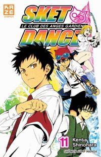 SKET dance - le club des anges gardiens T11, manga chez Kazé manga de Shinohara