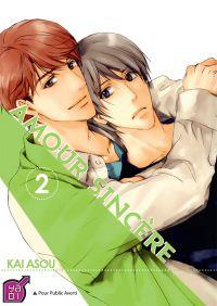 Amour sincère T2, manga chez Taïfu comics de Asou