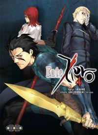 Fate Zero T4, manga chez Ototo de Type-moon, Shinjirô, Urobochi