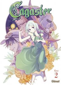 Cagaster T2, manga chez Glénat de Hashimoto