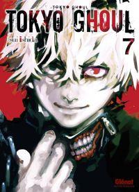 Tokyo ghoul T7, manga chez Glénat de Ishida