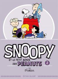 Snoopy et le petit monde des Peanuts T2 : , comics chez Delcourt de Schulz, Svart
