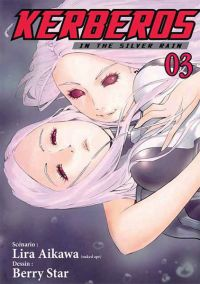 Kerberos in the silver rain T3, manga chez Tonkam de Aikawa, Star