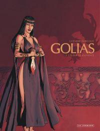 Golias T3 : L'élixir de jouvence, bd chez Le Lombard de Le Tendre, Lereculey, Stambecco