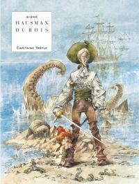 Capitaine Trèfle, bd chez Le Lombard de Dubois, Hausman