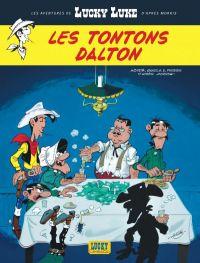Les nouvelles aventures de Lucky Luke T6 : Les tontons Dalton (0), bd chez Lucky Comics de Pessis, Gerra, Achdé, Mel