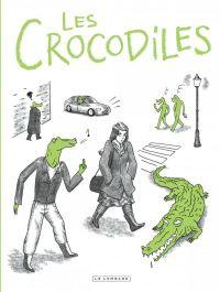 Les Crocodiles, bd chez Le Lombard de Mathieu