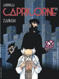 Capricorne T18 : Zarkan, bd chez Le Lombard de Andreas, Cochet