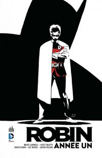 Robin Année Un, comics chez Urban Comics de Beatty, Dixon, Canwell, Martin, Weeks, Pulido, Loughridge, Hollingsworth