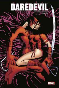 Daredevil par Frank Miller T2, comics chez Panini Comics de Miller, O'neil, Mazzucchelli, Sienkiewicz, Janson, Buscema, Scheele, Scheele, Varley