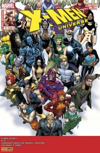 X-Men Universe T15 : Ne m'oubliez pas (0), comics chez Panini Comics de Hastings, Gage, Carey, Jordan, Spurrier, Humphries, Moore, Huat, Unzueta, Camagni, Kurth, Calderon-Zurita, Smallwood, Sandoval, Anka, Tolibao, Soy, Nitz, Rosenberg, Milla, Arreola, Villarrubia, Campbell, Curiel, Mason, Mann