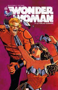 Wonder Woman T4 : La guerre (0), comics chez Urban Comics de Azzarello, Sudzuka, Arisaka, Akins, Chiang, Wilson