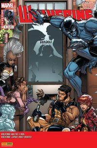 Wolverine (revue) T15 : Secondes chances, comics chez Panini Comics de Aaron, Latour, Nauck, Hanna, Cuevas, Bigerel, Larraz, Garza, Diaz, Beredo, Milla, Silva, Bradshaw